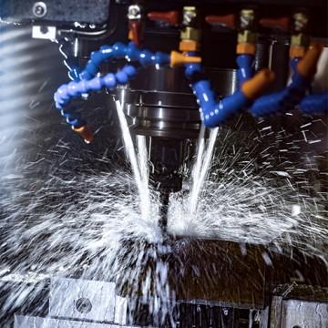 Cutting Fluid (Emulsified Oil)